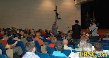 Little River Incorporation town hall meeting
